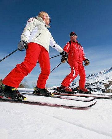 ESF ski Instructors